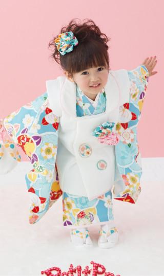 三歳女児用衣装