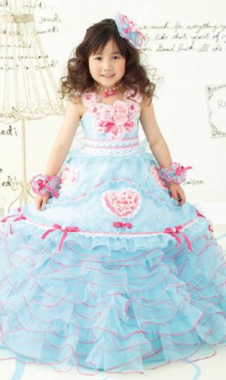 No.4402 三歳女児用衣装