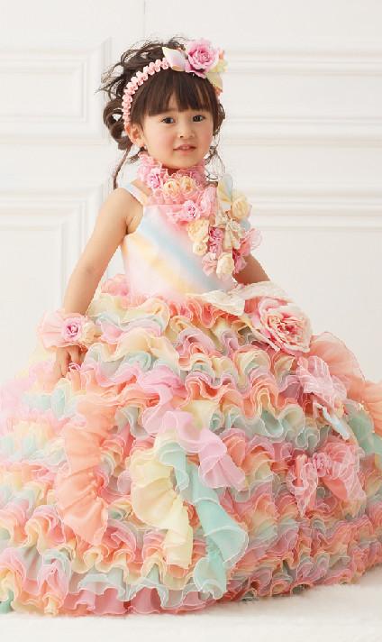 三歳女児用衣装の衣装画像1