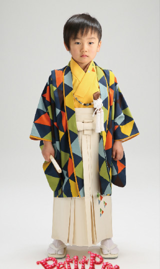 No.4404 五歳男児用衣装