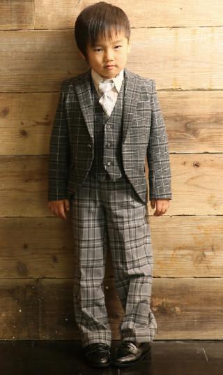 No.4407 五歳男児用衣装
