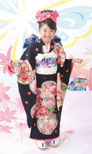 No.4411 七歳女児用衣装