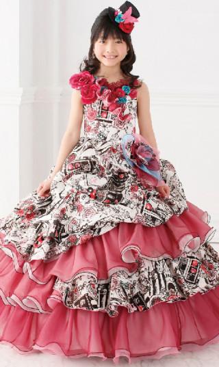 No.4413 七歳女児用衣装