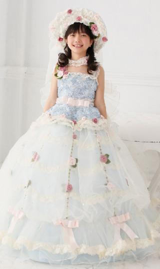 No.4414 七歳女児用衣装