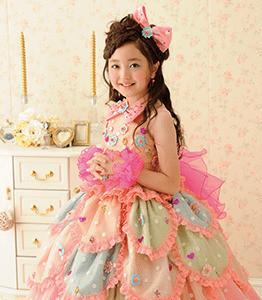 プリンセスドレス1の衣装画像1