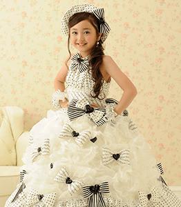 プリンセスドレス2の衣装画像1