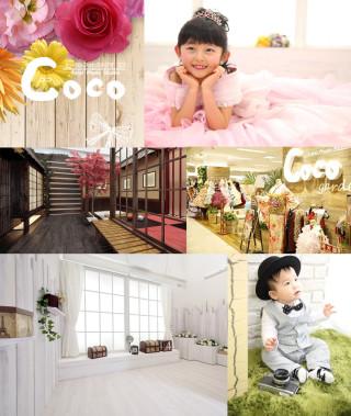 トータルフォトスタジオCoco イオン福島店の店舗画像1