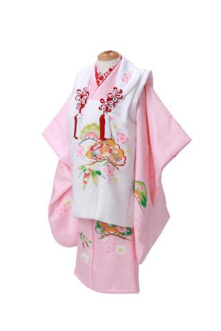 新作衣装(3歳女の子)