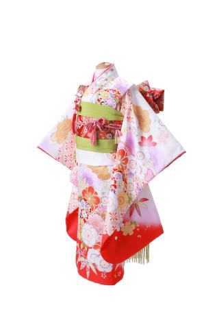 新作衣装(7歳女の子)式部浪漫