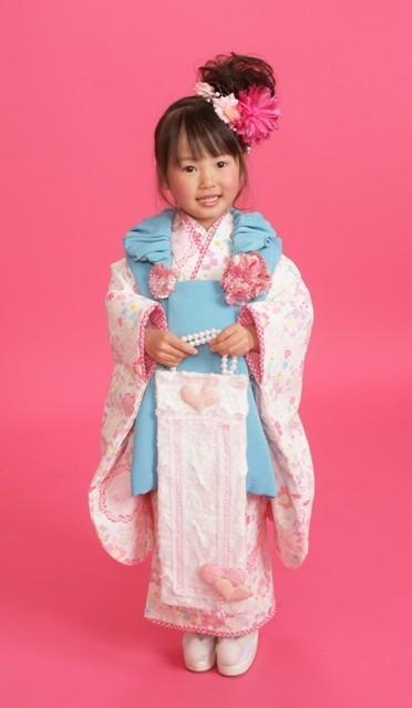 七五三 着物の衣装画像1