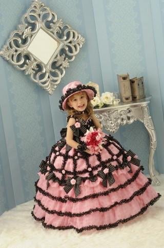 No.3621 ドレス(スタジオ用)