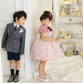 3歳5歳 ドレス&タキシード
