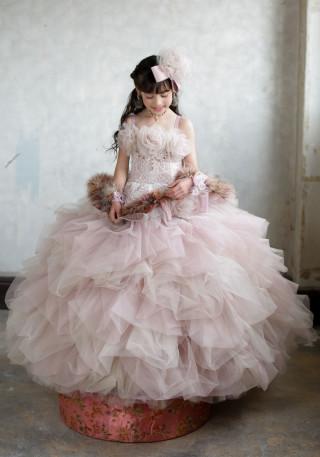 No.2808 2017新作ドレス
