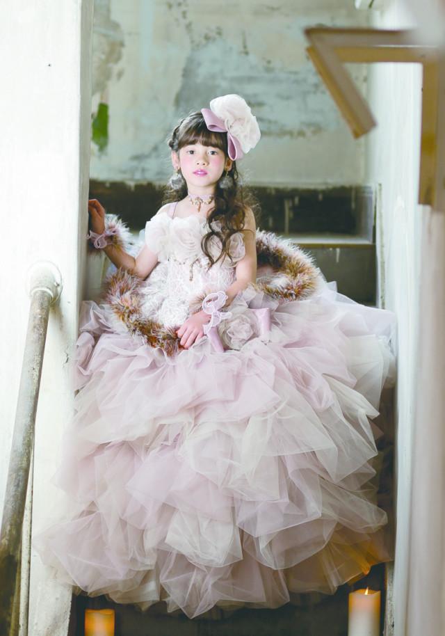 2017新作ドレスの衣装画像2