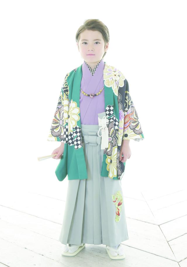 5歳着物の衣装画像1