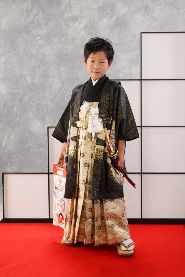 男の子7才の衣装画像1