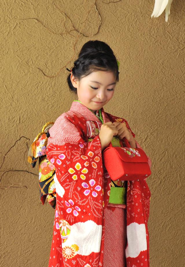 絞り刺繍の衣装画像3