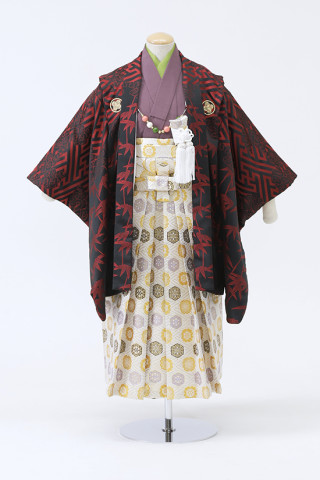 No.1772 5歳・袴