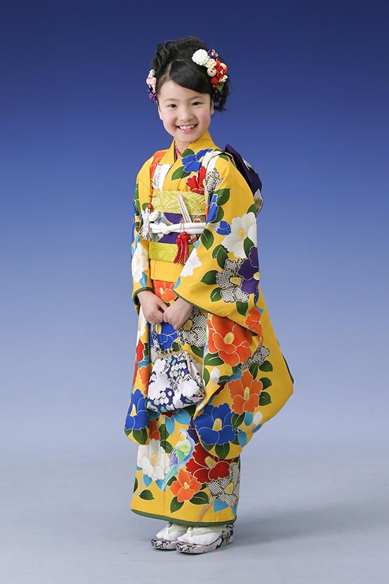 7歳・四つ身の衣装画像1