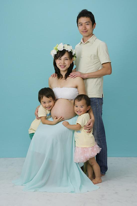 家族で一緒に☆の写真1