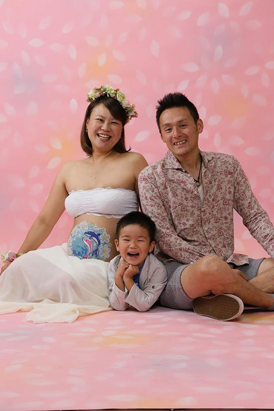 家族で一緒に☆の衣装画像3