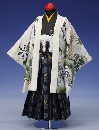 No.1791 5歳・袴