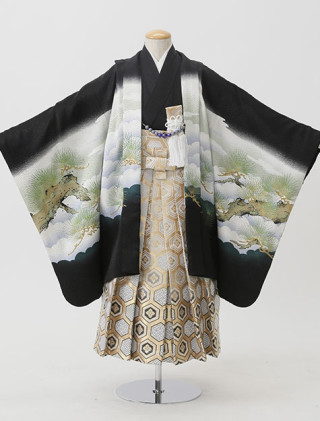 No.1792 5歳・袴