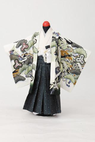 No.1831 5歳・袴