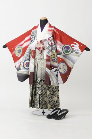 No.1834 5歳・袴