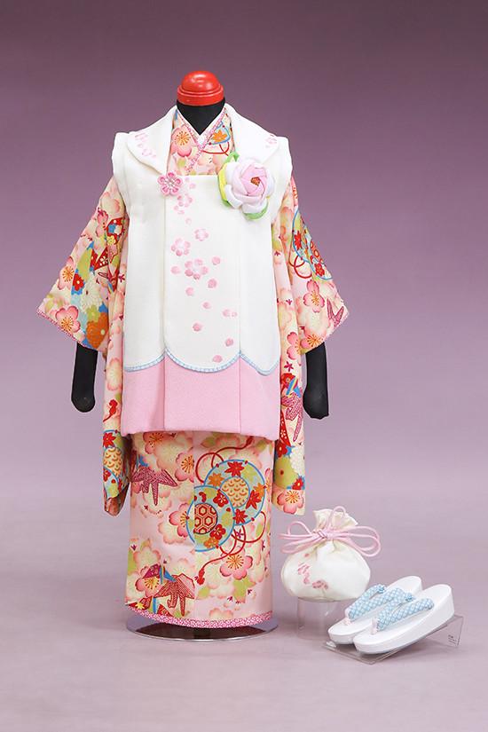 3歳・被布の衣装画像1
