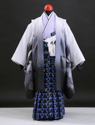 No.1927 5歳・袴