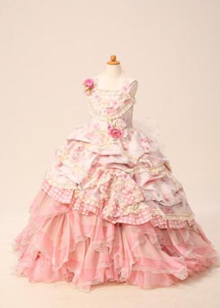 No.5927 7歳ドレス