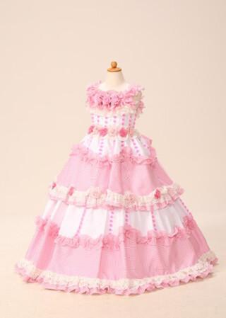 No.5933 5歳サイズドレス