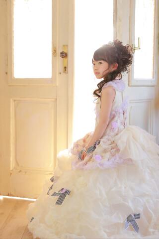 オフホワイト/ドレス