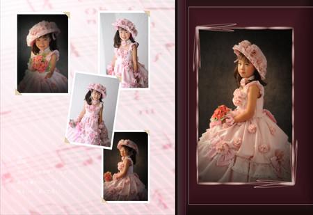 写真集の衣装画像1