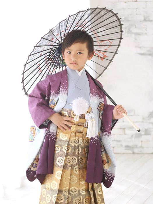 5歳 着物の衣装画像3