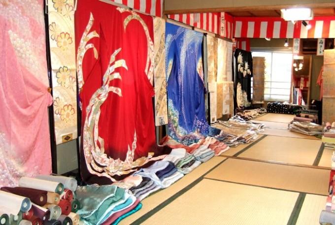 岩田呉服店 (京都 九条)の店舗画像1