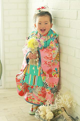 七五三 お祝い着の衣装画像2