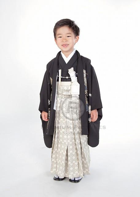 5歳祝着 男児の衣装画像1