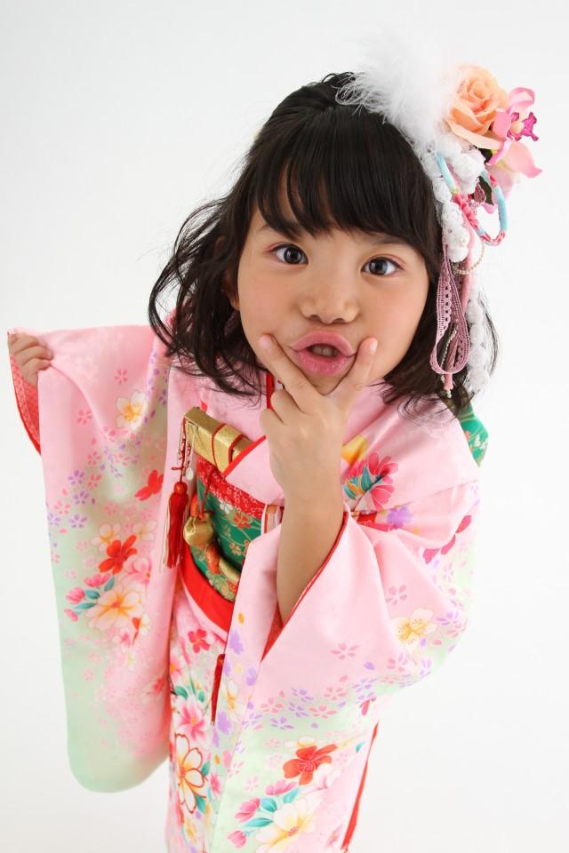 宅配送料(往復)無料 七歳 K2N-029 女児の衣装画像1