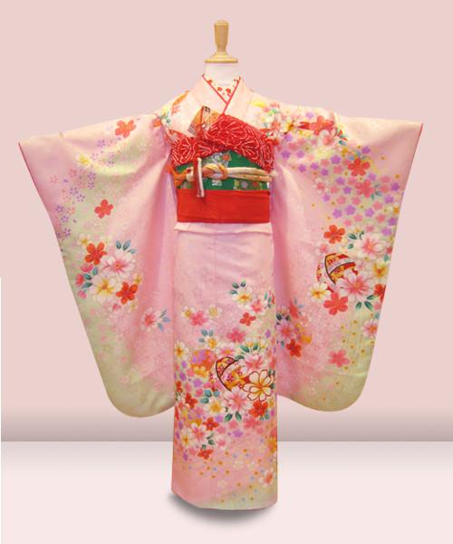 宅配送料(往復)無料 七歳 K2N-029 女児の衣装画像2