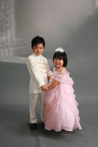No.249 ドレス、タキシ-ド