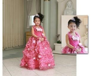No.250 七歳ドレス