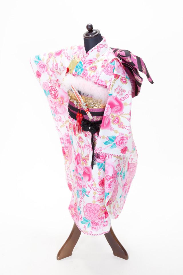 新作着物☆cawaiiの衣装画像1