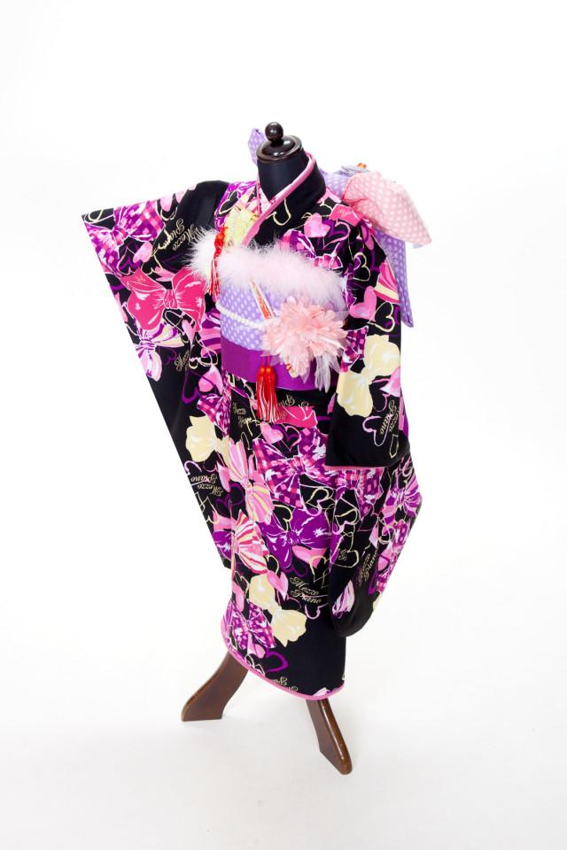 7歳の晴れ着の衣装画像1