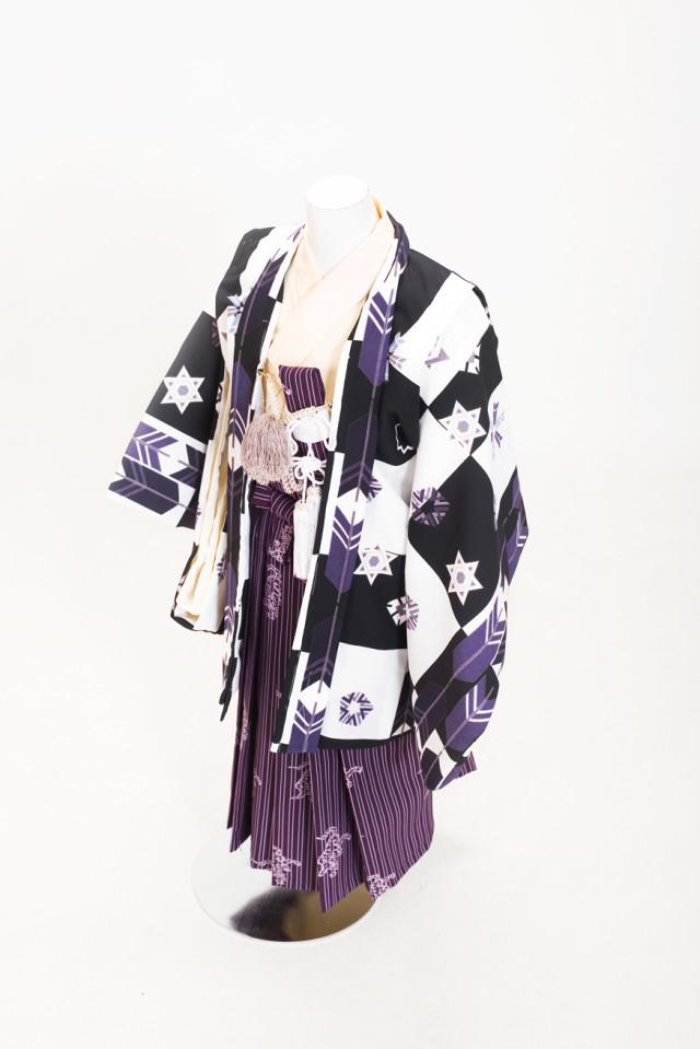 5歳の袴の衣装画像1