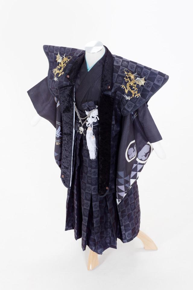 チョーかっこいい現代着物の衣装画像1