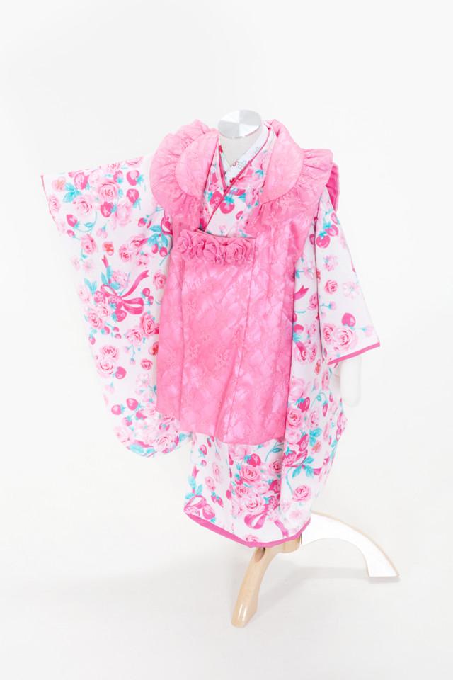 おしゃれなメゾピの着物の衣装画像1