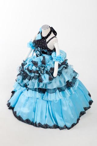 No.2560 7歳ドレス