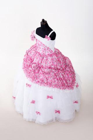 No.2561 7歳ドレス